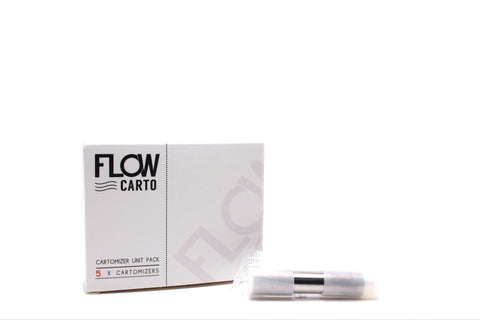 Flow Cartomizers XL Standard Resistance Punched (Pack of 5)