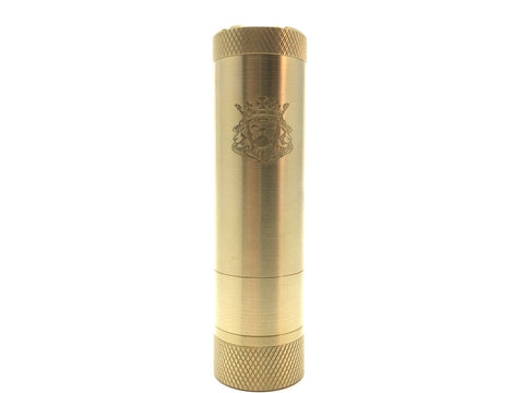 Brass Knurled King by Surefire