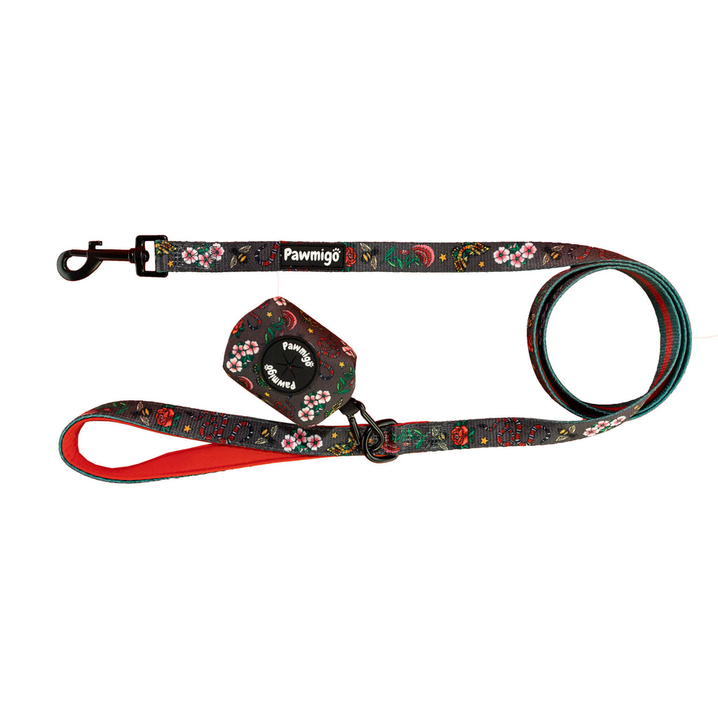 May Flowers Leash Kit Pawmigo