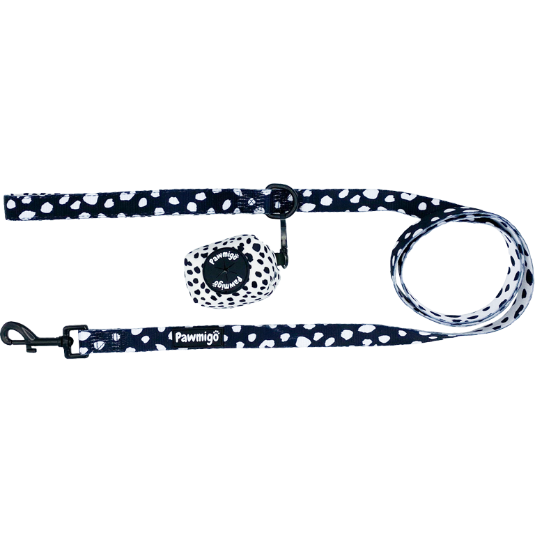 Polka Dog Leash Kit
