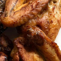 Sides - BBQ Chicken wings