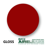 gloss deep red film kpmf air release vinyl