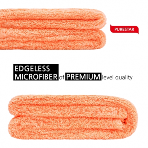 purestar supreme drying towel orange visual