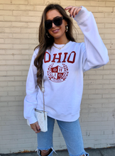 Load image into Gallery viewer, Old School Ohio Crew - White