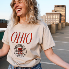 Load image into Gallery viewer, OHIO Tee - Sand