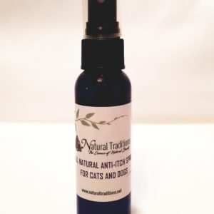 Natural Anti-Itch Spray for Cats/Dogs
