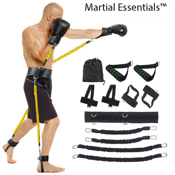 Martial Essentials™ Boxing resistance band kit