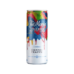 TIA MARIA CREATES CANNED ICED COFFEE
