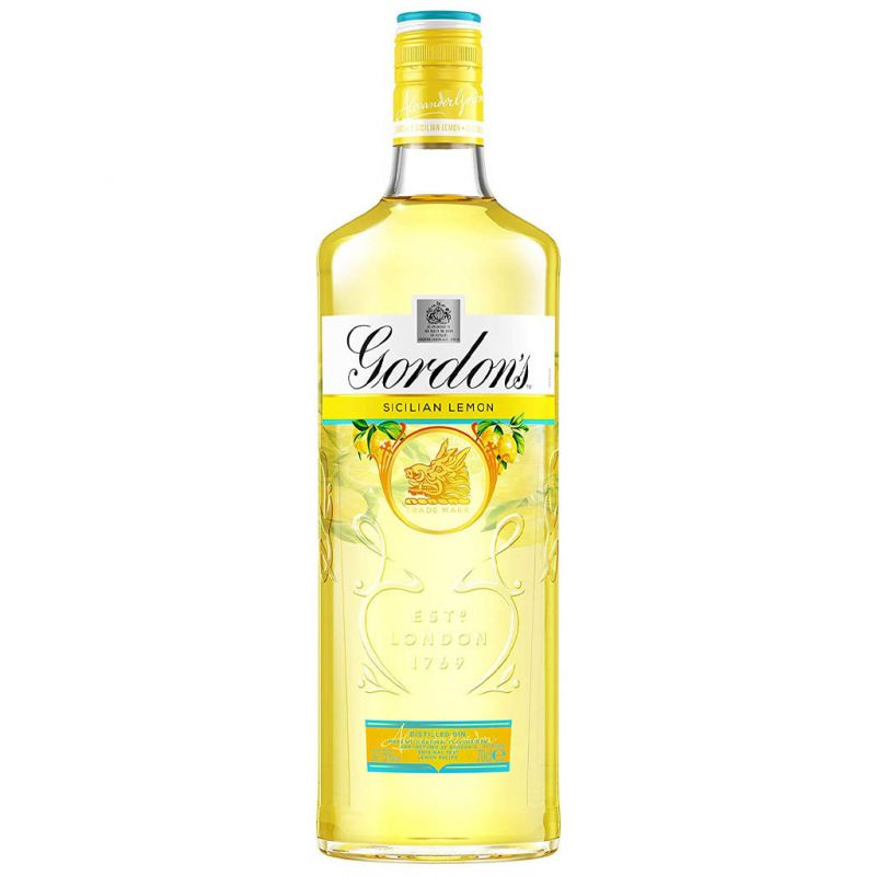 Gordon's Sicilian Lemon Gin 70cl | 37.5%