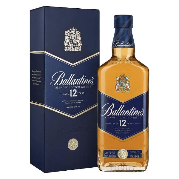 Ballantine's 12 Years Old 70cl | 40%
