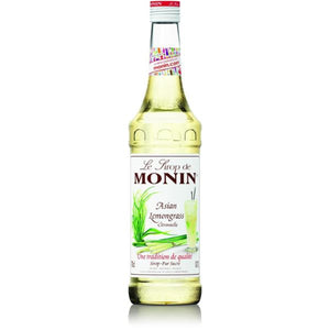 Monin Asian Lemongrass Syrup 70cl | 0%
