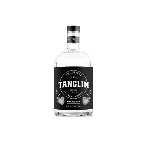 Tanglin Orchid Gin 70cl | 42%