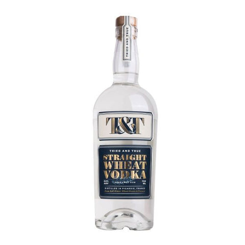 Tried & True Vodka 70cl | 44%