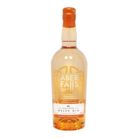 Aber Falls Orange Marmalade Gin 70cl | 41.3%