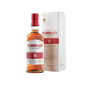 Benromach 15 Year Old 70cl | 43%