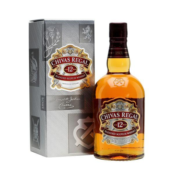 Chivas Regal 12 Year Old 70cl | 40%