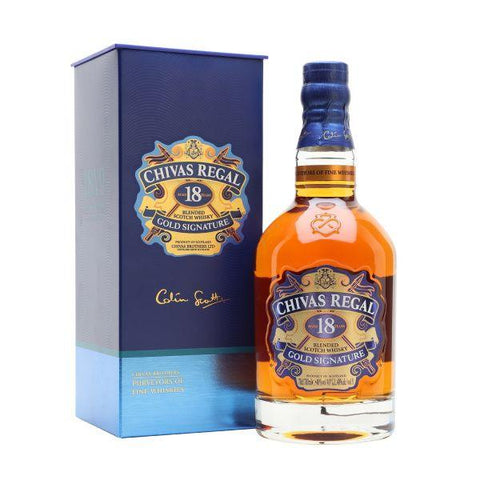 Chivas Regal 18 Year Old 70cl | 40%