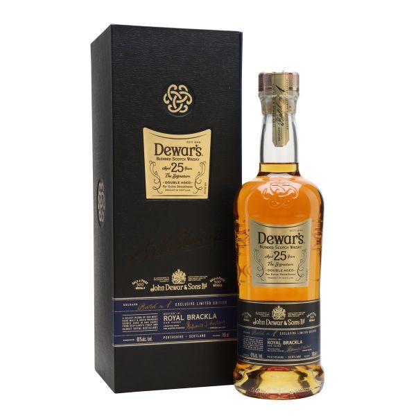 Dewar's Signature 25 Year Old 70cl | 40%