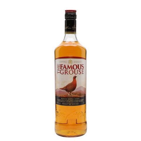 Famous Grouse 100cl | 40%