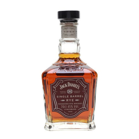 Jack Daniel's Single Barrel Rye 70cl | 45%