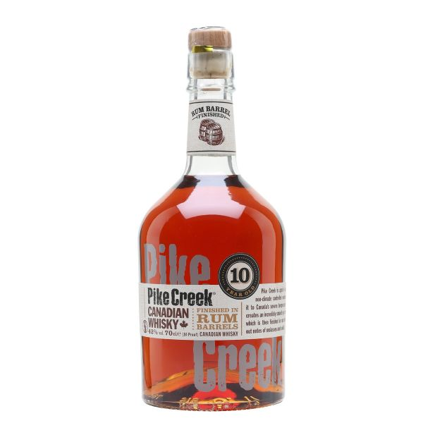 Pike Creek 10 Year Old 70cl | 42%