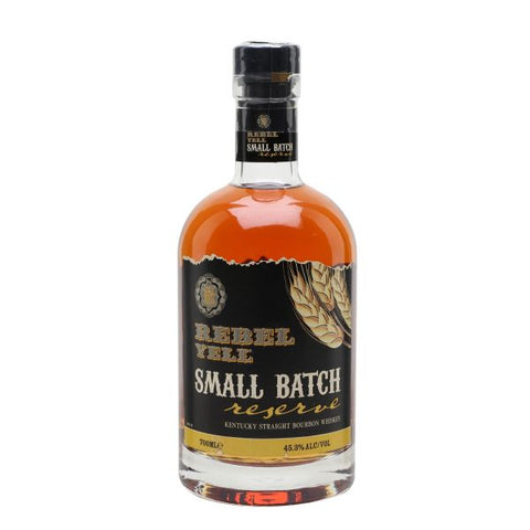 Rebel Yell Small Batch Reserve Bourbon 70cl | 45.3%