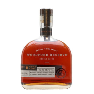 Woodford Reserve Double Oaked 70cl | 43.2%
