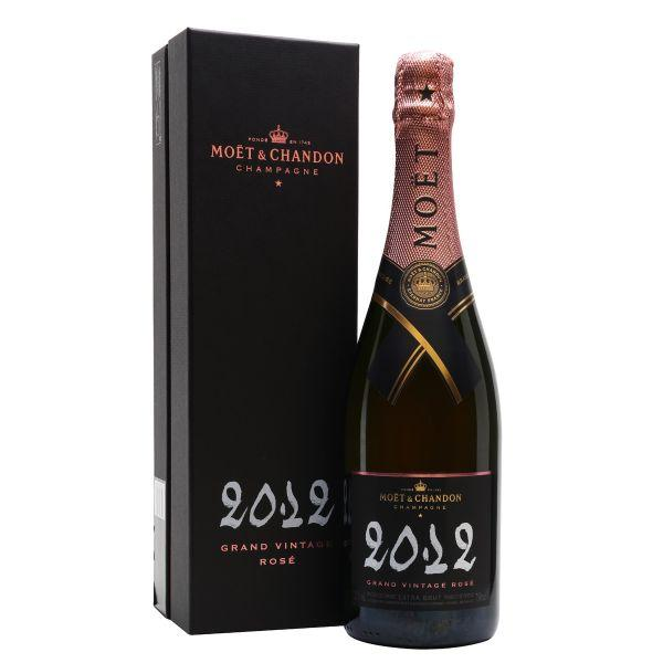 Moët & Chandon 2012 Grand Rose 75cl | 12.5%
