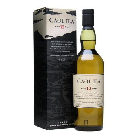 Caol Ila 12 Year Old 70cl | 43%