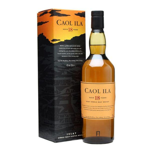 Caol Ila 18 Year Old 70cl | 43%