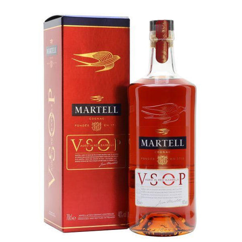 Martell VSOP Red Barrel 70cl | 40%