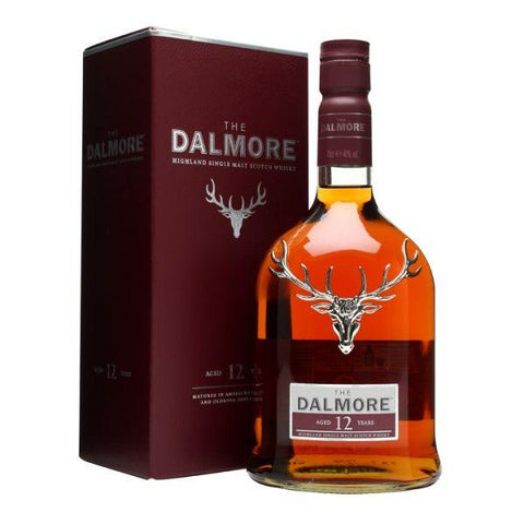 Dalmore 12 Year Old 70cl | 40%