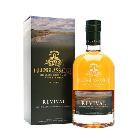 Glenglassaugh Revival 70cl | 46%