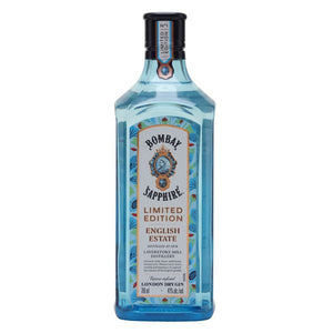 Bombay Sapphire English Estate Gin 70cl | 41%