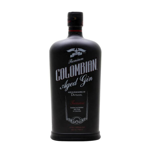 Dictador Colombian Aged Dry Gin 70cl | 43%