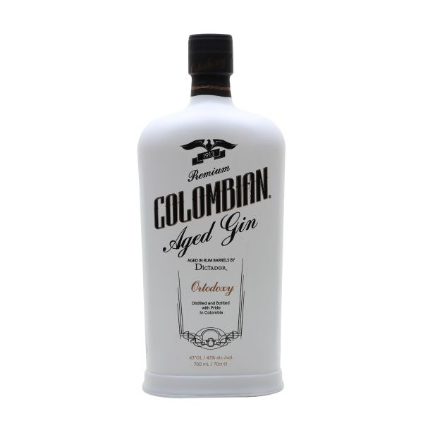 Dictador Colombian Age White Dry Gin 70cl | 43%