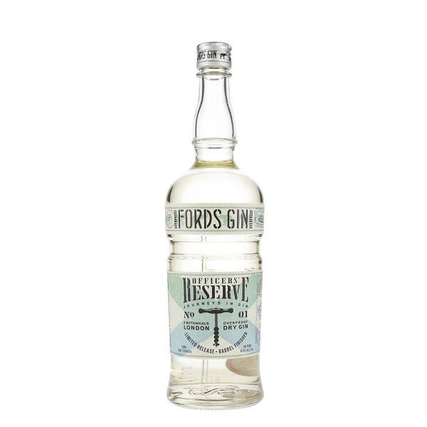 Fords Officers Reserve Overproof Gin 70cl | 54.5%