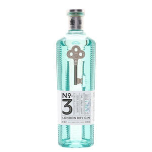 No.3 London Dry Gin 70cl | 41.8%