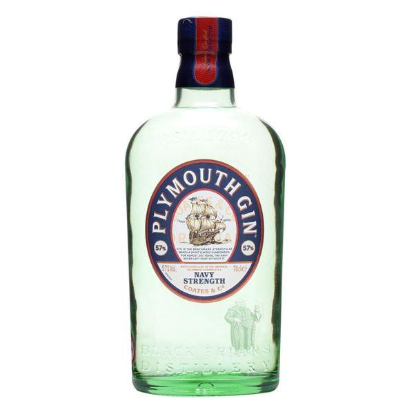 Plymouth Navy Strength Gin 70cl | 57%