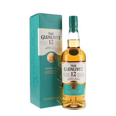 Glenlivet Double Oak 12 Year Old 70cl | 40%