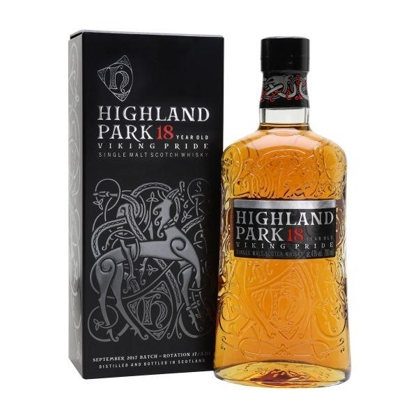 Highland Park 18 Year Old 70cl | 43%