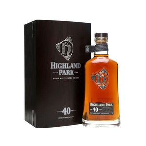 Highland Park 40 Year Old 70cl | 48.3%