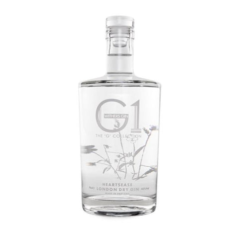 Withers Gin G1 70cl | 40%