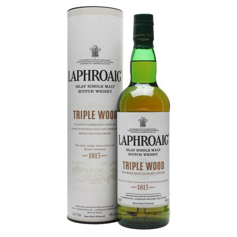 Laphroaig Triple Wood 70cl | 48%