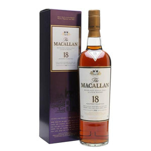 The Macallan 18 Year Old 1988 Vintage 70cl | 43%
