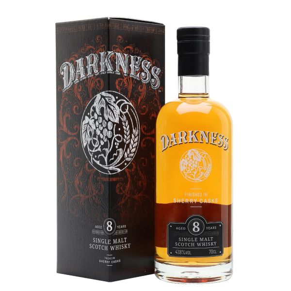 Darkness 8 Year Old 70cl | 47.8%