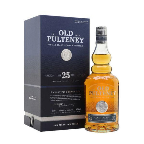 Old Pulteney 25 Year Old 70cl | 46%