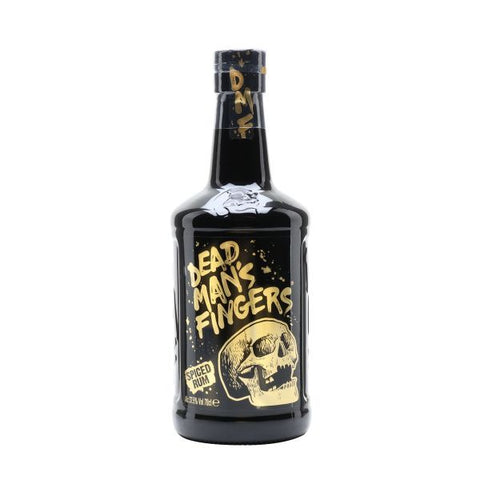 Dead Man's Fingers Cornish Spiced Rum 70cl | 37.5%