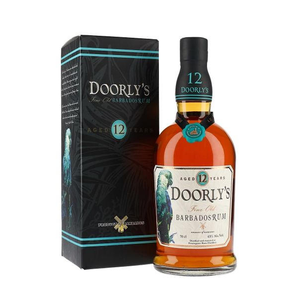 Doorly's 12 Year Old Rum 70cl | 43%