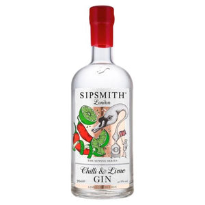 Sipsmith Chilli & Lime Gin 70cl | 41.9%